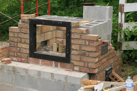 backyard brick smoker how to build a brick smoker home design garden
