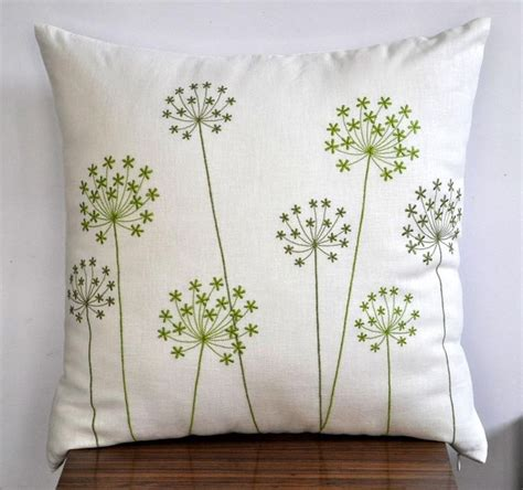 7 best images about pillows on embroidery green pillow covers and sunglasses