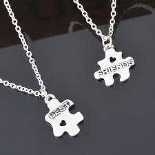 cadenas para mi mejor amigo collares s 250 per cute para compartir con tu bff accesorios