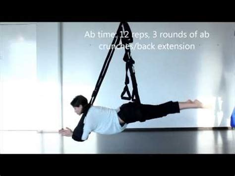 yoga swing tutorial 19 best images about yoga swing video on pinterest a