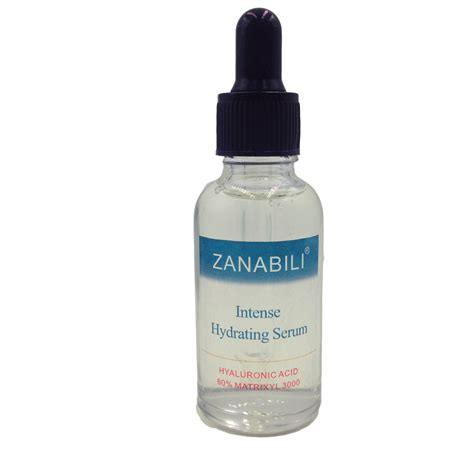 Serum Ella Skin Care zanabili 60 matrixyl 3000 hyaluronic acid retinol