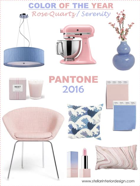 pantone color of the year 2016 stellar interior design