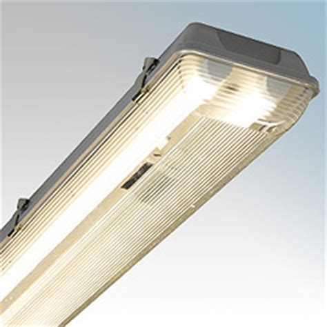 wilton fluorescent bathroom light ip ansell lighting asled2x5 stormloc grey industrial led weatherproof luminaire with polycarbonate