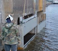 Image result for automatic sluice gate