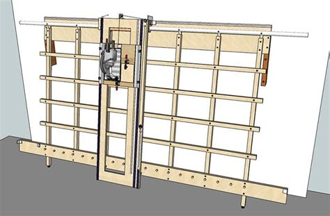 woodworking build a vertical panel saw plans pdf diy panel saw plans plans free