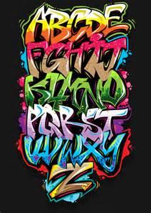 Graffiti Letter Templates by Graffiti Alphabet Letter Template 20 Free Psd Eps