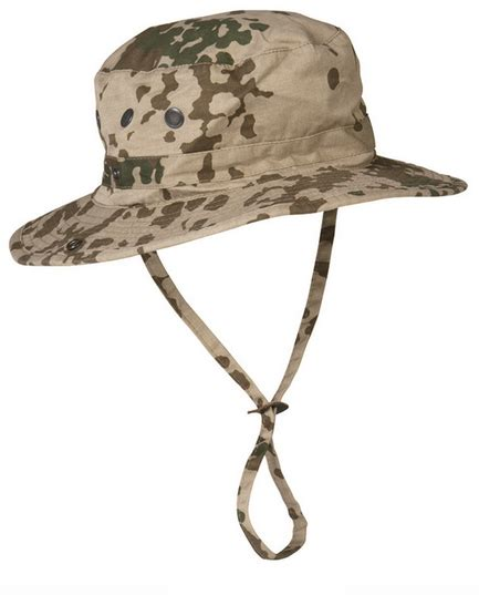hunting hat coloring page german 3 color tropical camo hat used military surplus