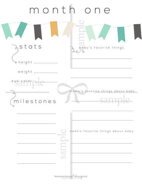 baby log book template designs of pages studio design gallery best design