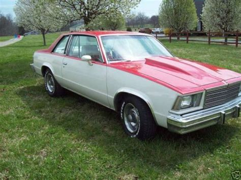 1979 chevy malibu classic 2 door buy used 1979 chevrolet malibu classic landau coupe 2 door