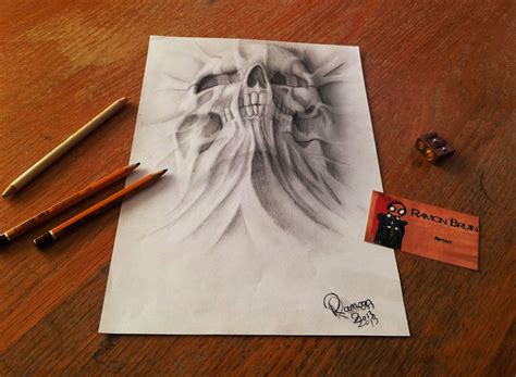 3d Sketches by Optical Illusion Drawing Master Drawings