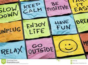 Relax keep calm enjoy life and other motivational lifestyle