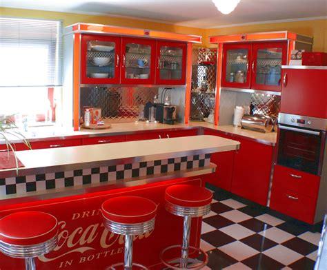 American Diner Decorations by Amerikanische Theken Bars Im American Style Der 50er