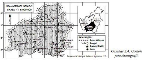 contoh layout peta topografi peta dalam sig