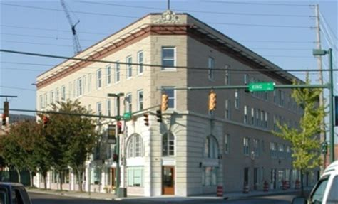 St Johns Apartments Chattanooga Tn Historic Restoration