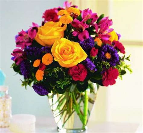 Flower Arrangements For Vases by Bright Vase 388 Kremp