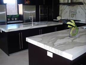 of marble countertops