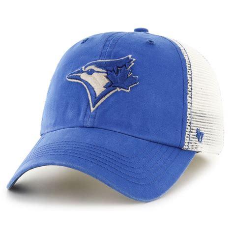 47 brand toronto blue jays mlb rockford mesh baseball cap