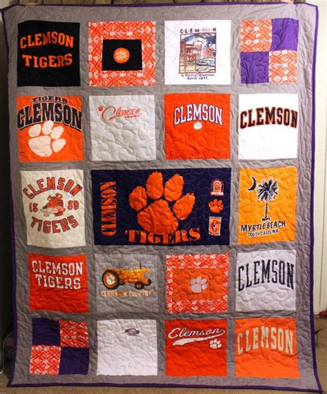 Handmade T Shirt Quilts - custom t shirt quilt for remainder