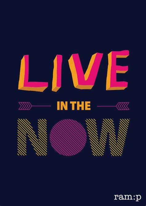 typography now live in the now on behance