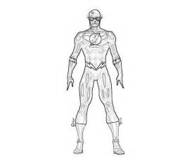 flash coloring pages the flash coloring pages coloring home