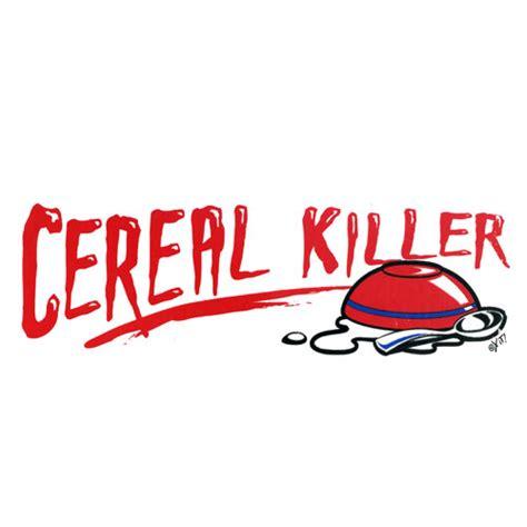 Cereal Killer White cereal killer t shirt