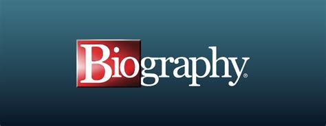 logo for biography site pictures biography