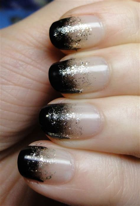 Nägel In Schwarz 3438 by Nails Chic Black Nails Manicure Ideas For 2013
