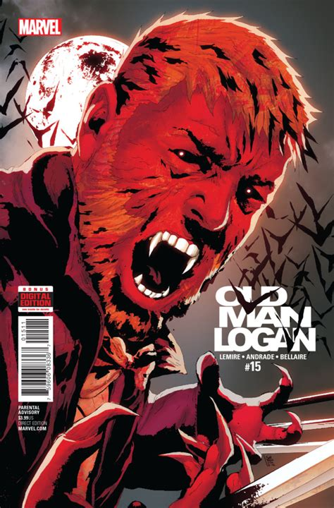 wolverine old man logan b01m15cyle old man logan 15 monster war part ii issue