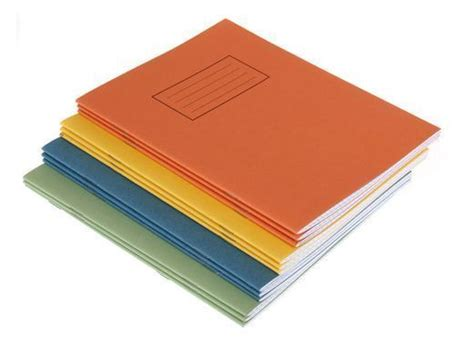 picture of school books silvine a5 exercise books school notebooks 40 leaves class