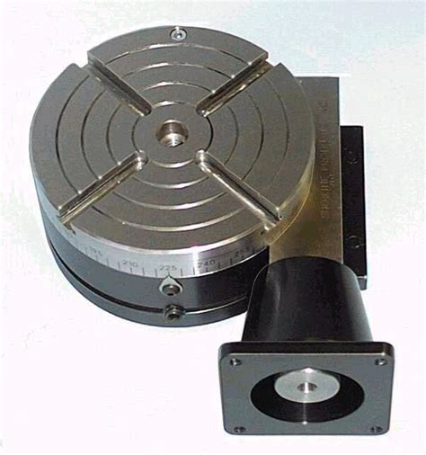 cnc table sherline rotary table