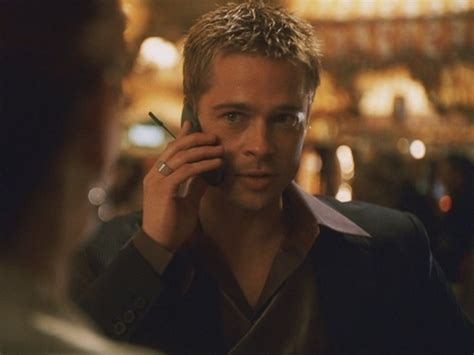 Nominations Wins For Your Favorite Actor Page 2 Brad Pitt Oceans Eleven