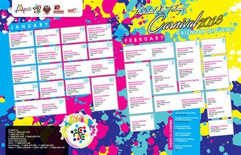 Lucia Calend 2018 Carnival Calendar Of Events Radio