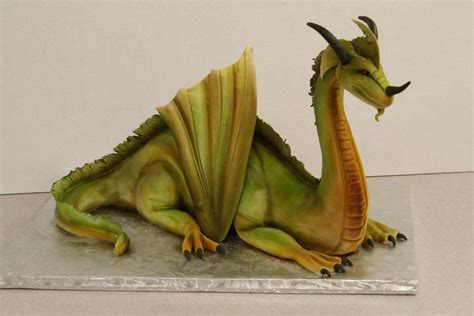 Dragons Kuchen