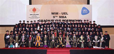 Mba Graduation Ceremony by Mba Graduation Ceremony And Graduates Testimonies Wim