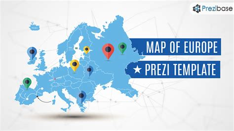 world map prezi templates prezibase