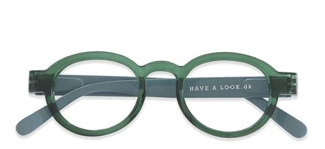 Greenlight Circle Basic by Reading Glasses Circle Twist Green Light Blue A Look