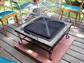 Can You Put Fire Pit On Wood Deck by Fire Pit On Wood Deck Outdoors Pinterest Fire Pits