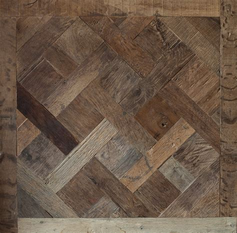 reclaimed engineered heritage oak versailles panel the