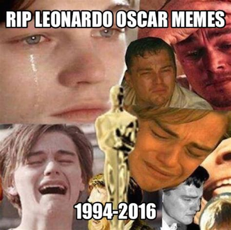 Leo Meme Oscar - 19 best leonardo dicaprio oscar memes leo finally won his