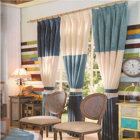 curtains for room chenille fabric modern curtains for living room
