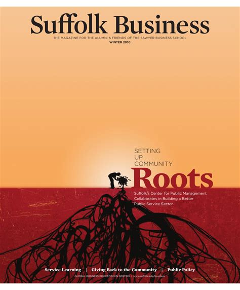Suffolk Mba International Business by Suffolk Business Alumni Magazine By Suffolk