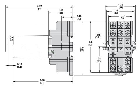 octal base relay socket wiring diagram 11 pin socket