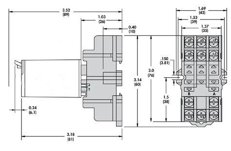 octal base relay socket wiring diagram 11 pin socket