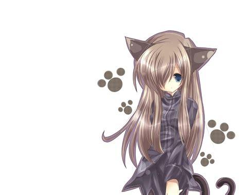 Anime Ears by Anime Cat Catgirl Animal Ears Anime Hair
