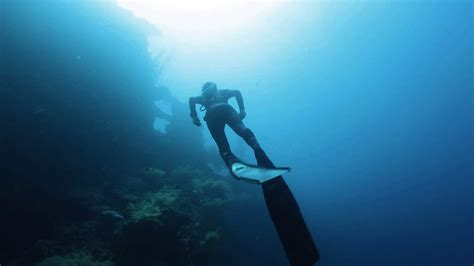 free diving in singapore how long can you hold your