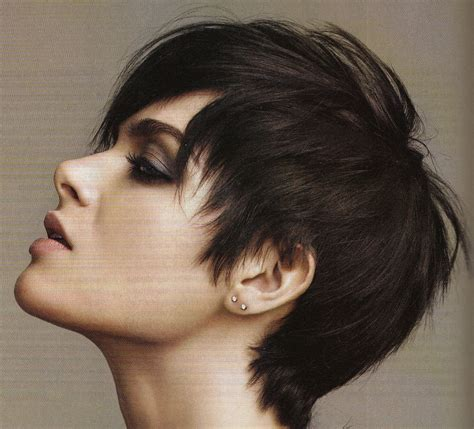 best way to sytle a long pixie hair style the new pixie