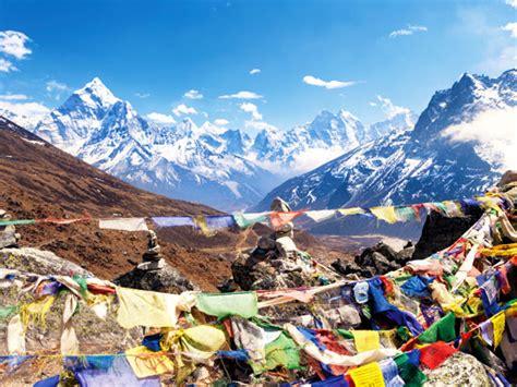 himalayan l voyage 224 la carte n 233 pal de katmandou 224 pokhara n 233 pal