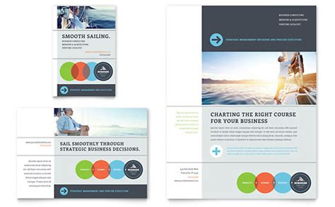 ad template business analyst print ad