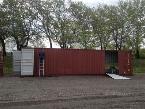 huis kopen in quebec met vier containers kan je een prachtig huis bouwen
