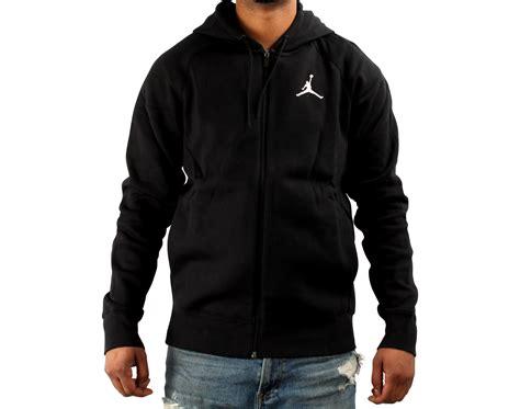 Hoodiezipper Nike 1 nike air flight fleece zip black s hoodie 823064 010 cad 75 39 picclick ca